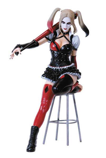 Fantasy Figure Gallery DC Comics Collection Harley Quinn 1/6 Scale PVC Figure
