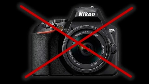 Are Nikon's APS-C Cameras Starting To Disappear From the Market?
