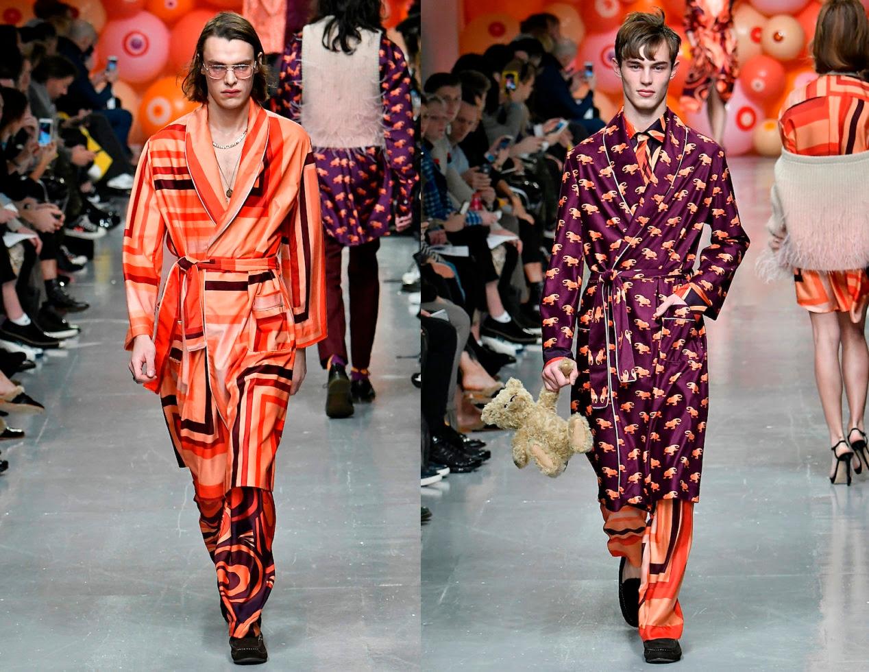 Resultado de imagem para tendencia pijama 2017 homem