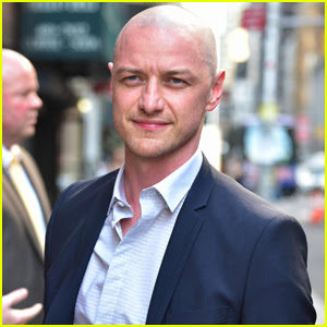 James McAvoy Says He Hates His Shaved Head!