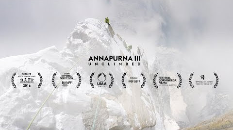 [VIDEO] Annapurna III - Unclimbed - Climbing.de
