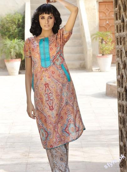 Latest G Women Summer Collection 2012 by Gul Ahmed 10