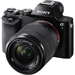 Sony a7 ILCE-7 24.3 MP Mirrorless Digital Camera - 28-70 mm Zoom Lens