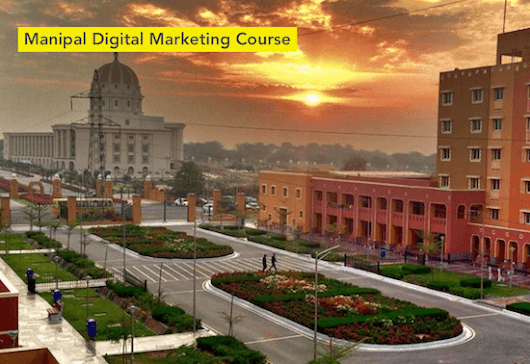 Manipal Global Digital Marketing Course Review