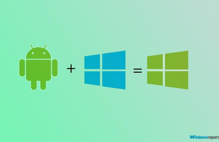 windows 10 android emulators