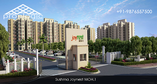 Sushma 3BHK Residential Apartments MOH.1
