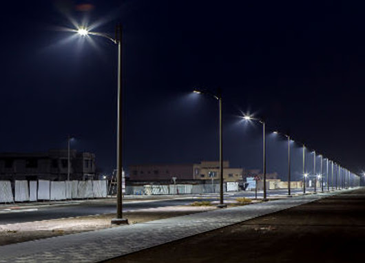 Abu Dhabi to replace streetlights with LED lights