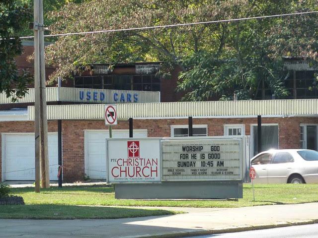 P1000968-2011-10-07-PTC-Christian-Church-East-Point-Georgia-sign