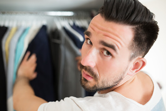 What Every Man Should Know About Decluttering Their Closet - SpareFoot Blog