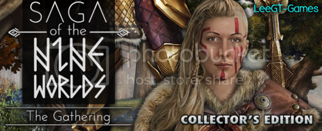 Saga of the Nine Worlds: The Gathering Collector's Edition { vFinal }