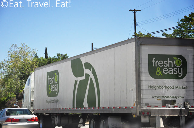 Fresh and Easy Truck