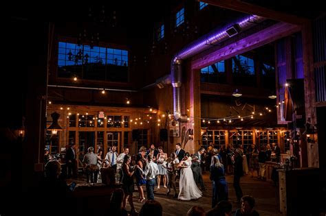 Matt & Jamie's TenMile Station Wedding in Breckenridge