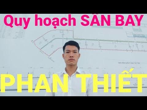 Review tại thực địa Quy hoạch chi tiết Sân bay Phan Thiết