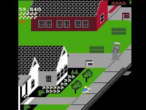 Game Room: NES Paperboy