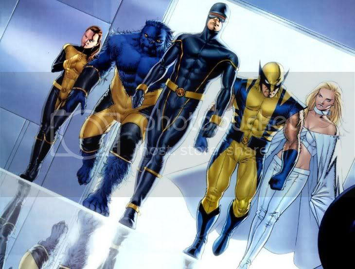 Surpreendentes X-men