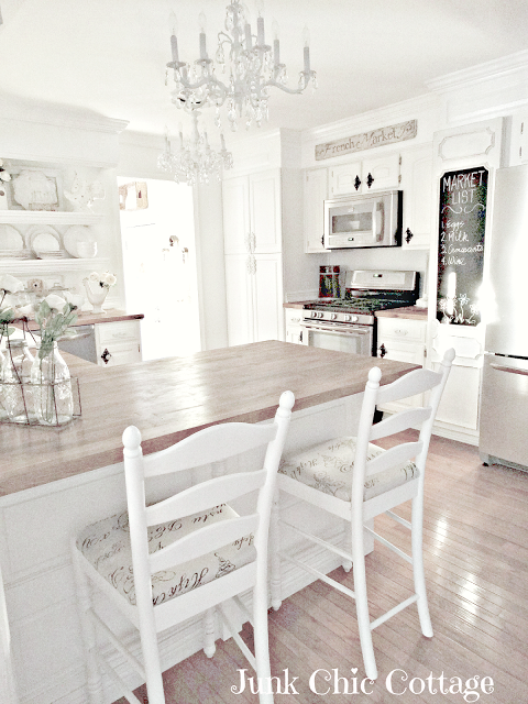 Renovating your kitchen Inspiration: French country