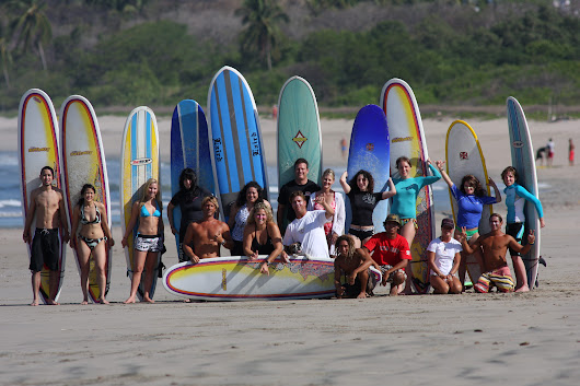 Safari Surf School | The Ultimate Surf Camp - Nosara, Costa Rica