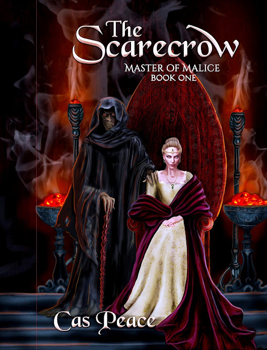 Cas Peace – Master of Malice Book One: The Scarecrow