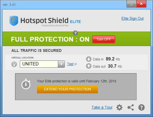 Hotspot Shield VPN v4.02 Elite Edition incl Crack Download         |          Web Develop | Crack | Nulled
