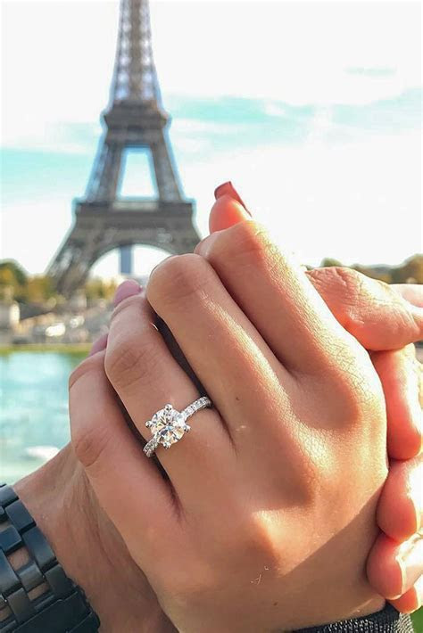 21 Gorgeous Engagement Rings She will Love   Mens Wedding