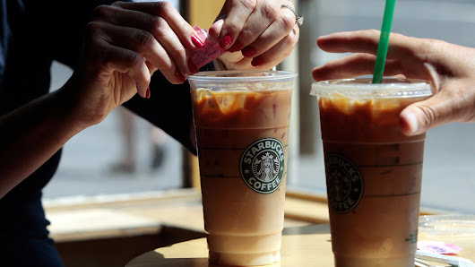 Starbucks raises prices on cold drinks