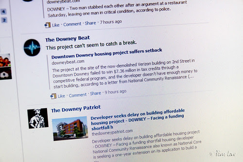 Downey news on Facebook