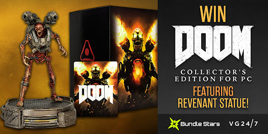 DOOM Collector's Edition Giveaway - VG247
