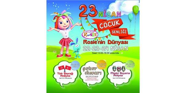 23 Nisanda çocuklar Için özel Etkinlikler Samsun Haberleri