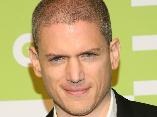Wentworth Miller had a powerful response to a body-shaming meme