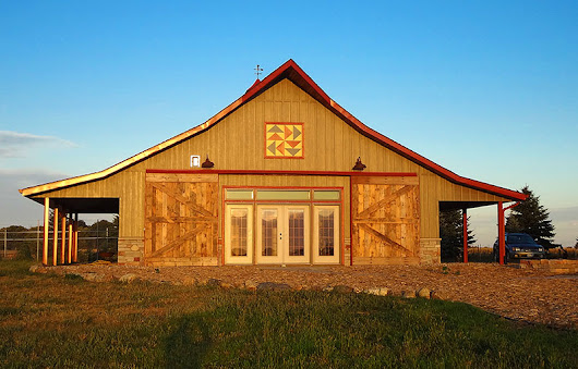 Colorado Pole Barns for Garages, Sheds & Hobby Buildings