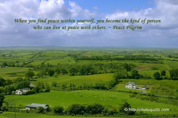 Sayings Quotes Peace Pilgrim Photo Quoto