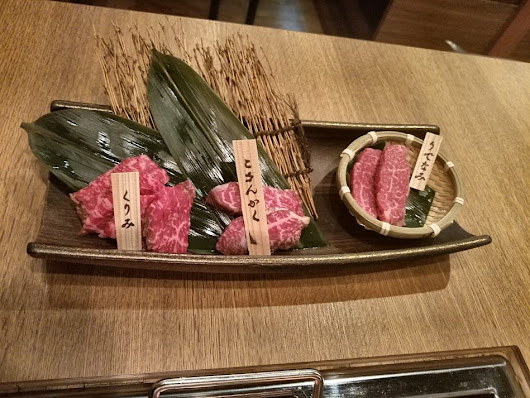 "Nice to ""meat"" you in Tokyo - Dave's Travel Corner"