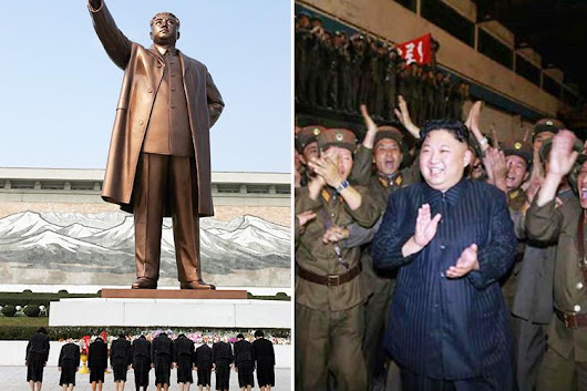 Kim Jong-un EXECUTING record numbers of North Koreans who no longer see him as a living GOD
