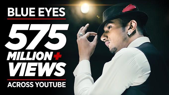 Blue Eyes Song Lyrics  - Yo Yo Honey Singh |