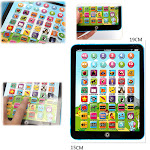 VOBERRY Mini Children Multi-Function Learning Tablet Pad Computer Education Toy