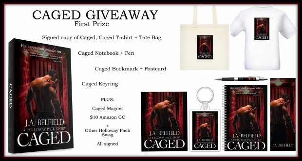 Caged 1st prize