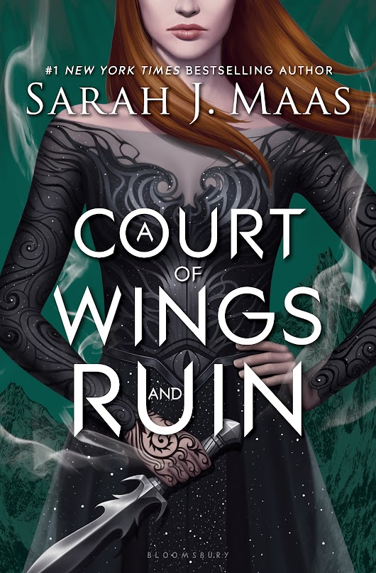 "A coven of oposites : ""A court of wings and ruin"" S.J.Maas РЕВЮ"