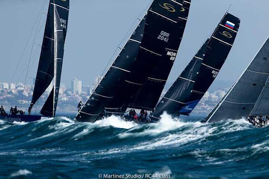 RC44 World Championship 2018