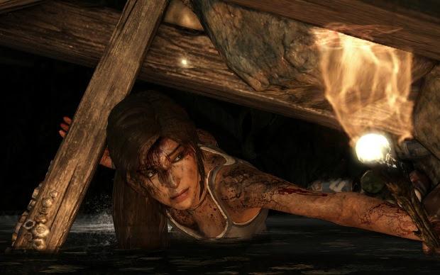 Tomb Raider voltará em 2013 (Foto: Divulgação) (Foto: Tomb Raider voltará em 2013 (Foto: Divulgação))