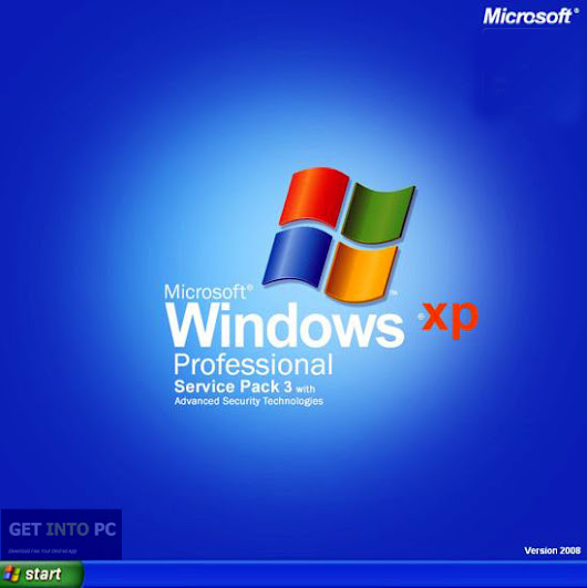 Dell Genuine Windows XP Pro SP3 OEM ISO Download Latest