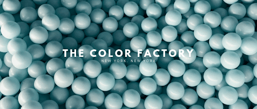 The Color Factory: A Day in Pure Imagination | Her Life in Ruins