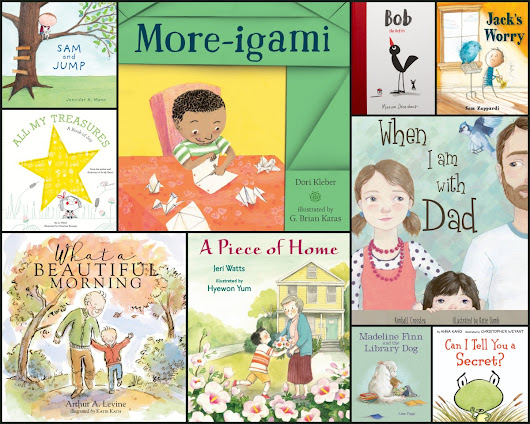 Because Kids Need to See Themselves in Books: My #pb10for10 + 10 Book Giveaways