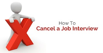 How to: Cancel an interview   cancelling interview