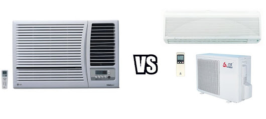 Classification Between Window AC And Split AC