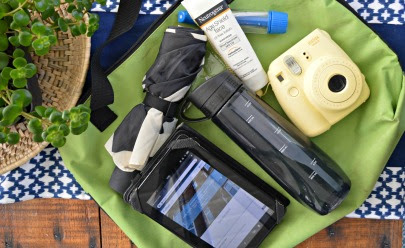 Summer Go Bag: What to Pack for a Quick Adventure