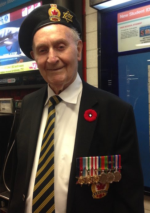 This Remembrance Day show your respect - Eden Spodek