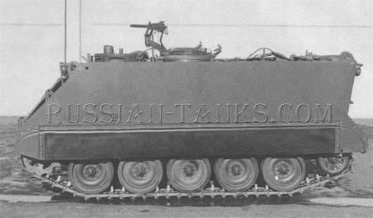 A New Family Of Tracked Carriers part 2