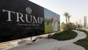 Donald Trump: Comments won't 'impact' Dubai golf course