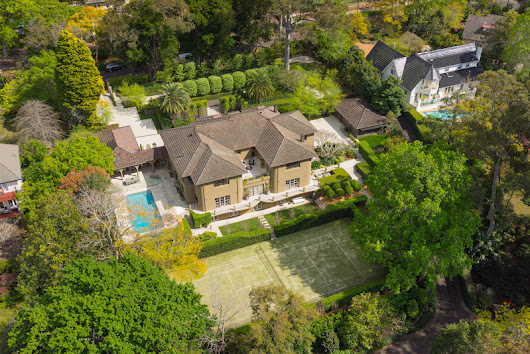 Meticulously revived Neo-Georgian style family estate, a Luxury Home for Sale in Warrawee, New South Wales - 2434832 | Christie's International Real Estate
