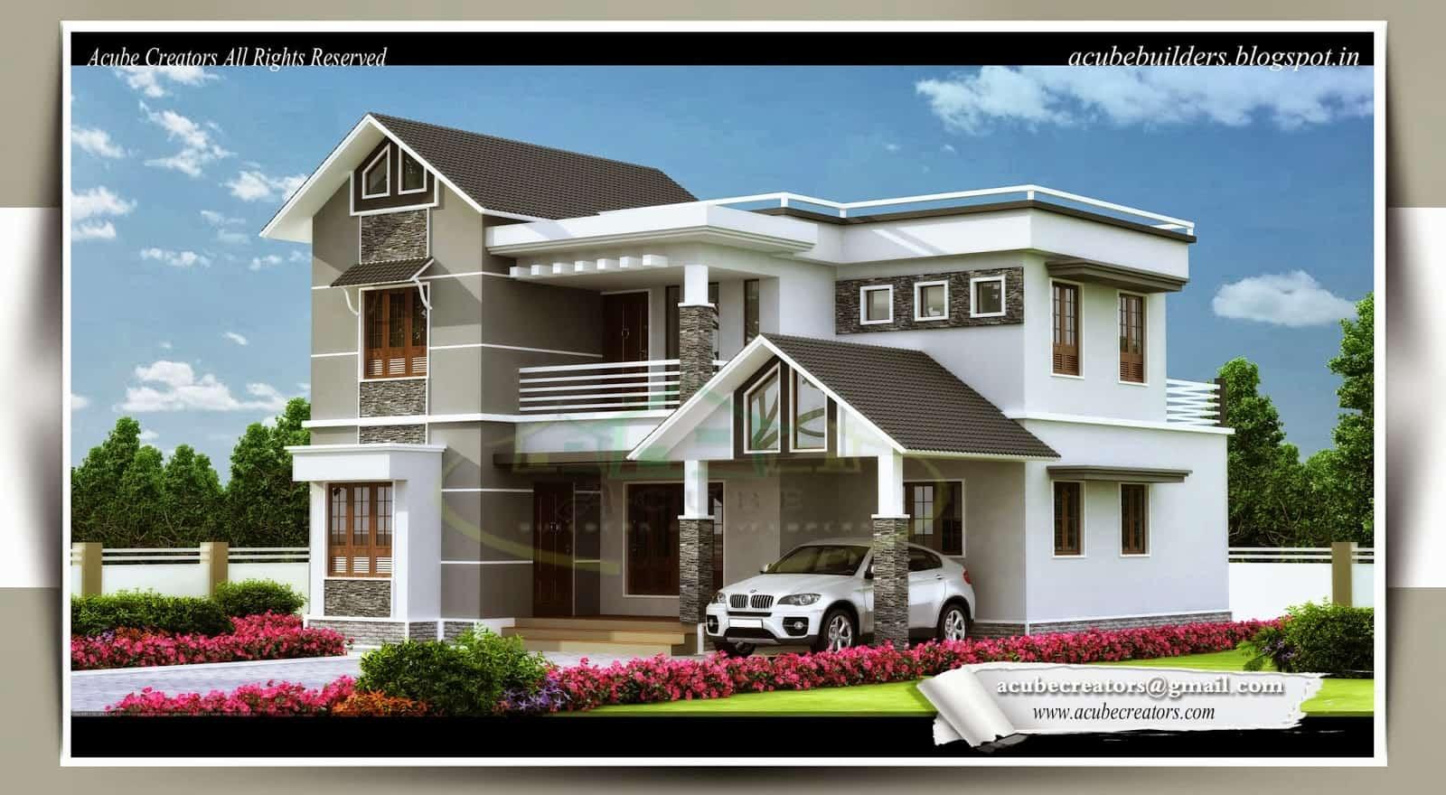 Kerala Home design f
